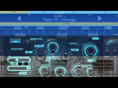 Trance Music App Showdown (Gadget, GarageBand, Caustic