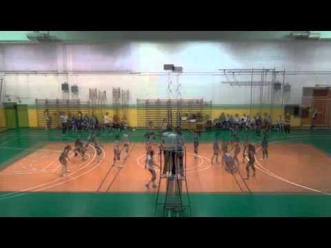 Preview video III Divisione Femminile - 2a Giornata - Curno 2010 Volley vs ASD Curno Pallavolo 1 (10/11/2014)