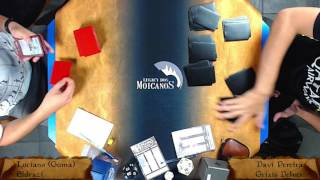 Nacional Legacy - Rodada 3 (Eldrazi X Grixis Delver)