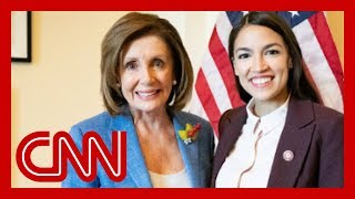 Pelosi Describes Meeting With AOC To 'clear The Air'