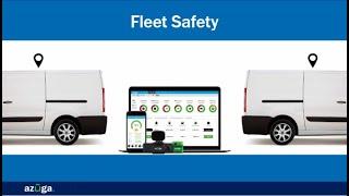Azuga Fleet video
