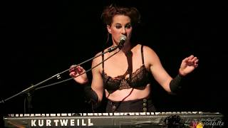 10/20 Dresden Dolls - Napoleon (Song @ 2:00 - Ani DiFranco Cover) @ 9:30 Club, DC 10/31/17