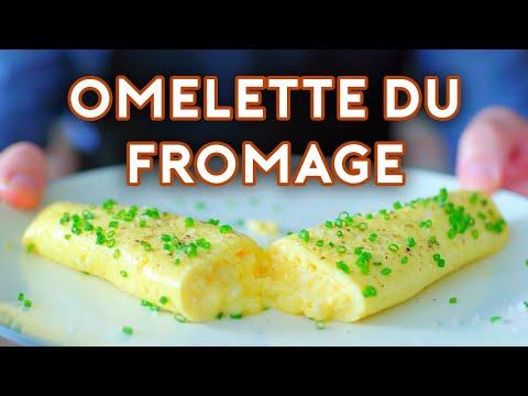 Omelette du fromage z Dexterovy laboratoře - Babishovy dobroty