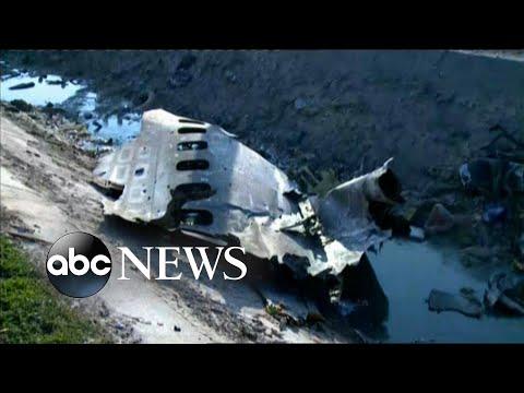 Iran says it 'unintentionally' shot down plane killing 176 | ABC News