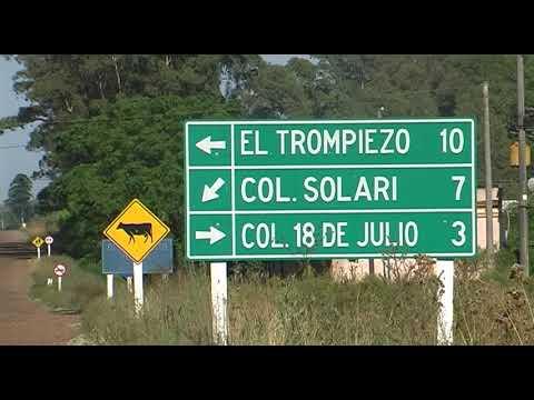 El Tropezón - Salto