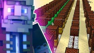 New Minecraft Noteblocks Feat. Fallen Kingdom 2.0