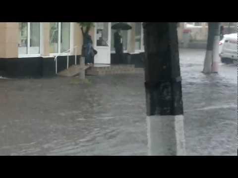 Потоп в Житомире