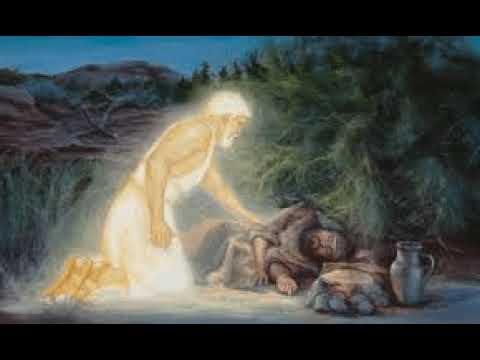 Elijah's Discouragement
