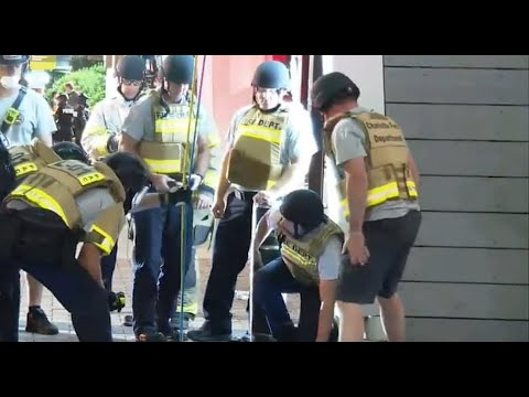 Should firefighters be provided body armor for responses?