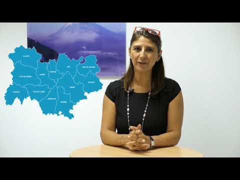 Video Mme Sandrine Chaix présente la démarche H+