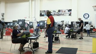Early in-person voting starts in Texas ahead of November election | AFP