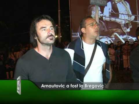 Arnautovic a fost la Bregovic