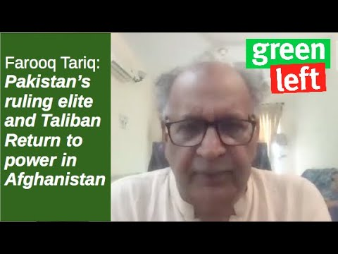 Pakistan and the return to Taliban rule in Afghanistan