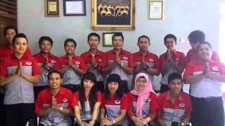 HUT JNE Semarang By JNE Solo