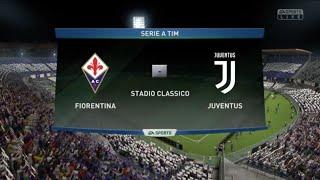 [Serie A] Fifa Pronostico - Fiorentina-Juventus [Fifa 19]