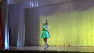 Голос дети , Осинцева Екатерина песня Солнце ( cover Ани Лорак)