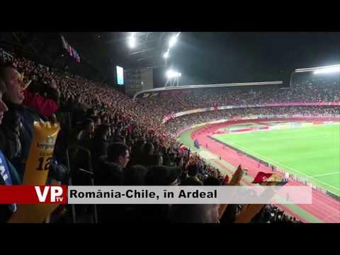 România-Chile, în Ardeal