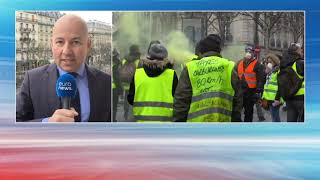 France prepares for renewed 'Yellow Vest' protests | #EuronewsNow