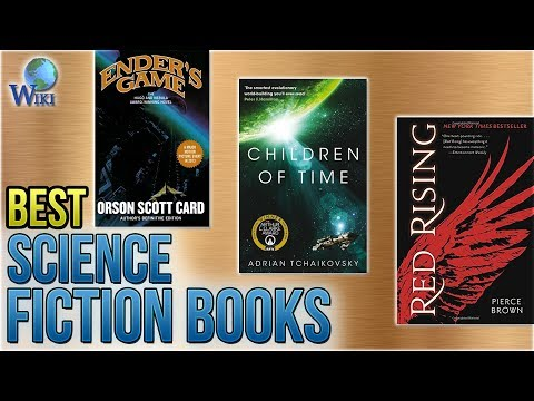 10 Best Science Fiction Books 2018