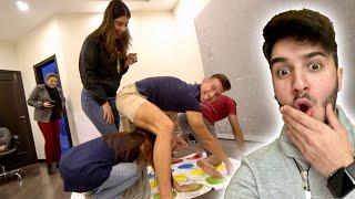 Twister Challenge (GONE EXTREME!)