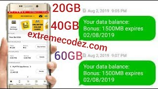 how to get free 500mb using mymtn app - मुफ्त