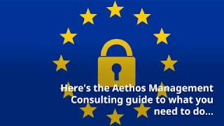 How can we help you with GDPR? Watch this video!