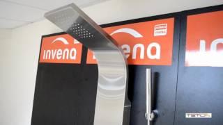 Гідромасажна панель Invena Mauritius від компанії Vemar - все для дому - відео