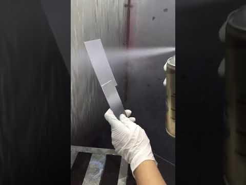4S Chrome-480 Metallic Spray Paint