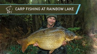 CARP FISHING AT RAINBOW LAKE