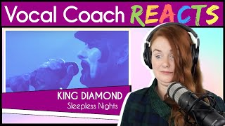 Vocal Coach Reacts To King Diamond   Sleepless Nights (Kim Bendix Petersen Live At The Fillmore)