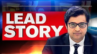 Arnab Goswami's Lead Story: The Biggest Shaheen Bagh Debate