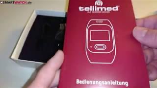 telimed Solino GPS Notfall Uhr - Smartwatch.de Unboxing [DEUTSCH]