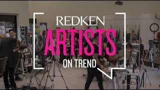 Check out our 1st Redken Artists on Trend episode and follow Jorge