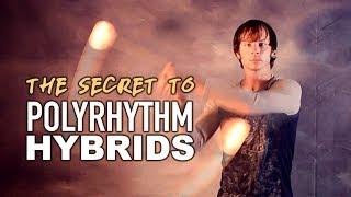 The Secret To Poi Polyrhythm Hybrids (Intermediate Tutorial)