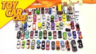 HOT WHEELS Jackpot Jaceks Garage Sale Finds Vintage Red Lines, Black Walls And More! Toy Car Case