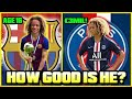 How GOOD Is PSG's 16 Year Old WONDERKID Xavi Simons From Barca ACTUALLY?