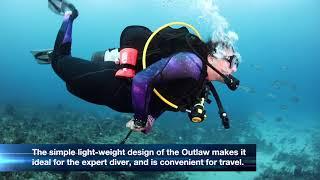 ScubaLab TV: Aqua Lung Outlaw BC
