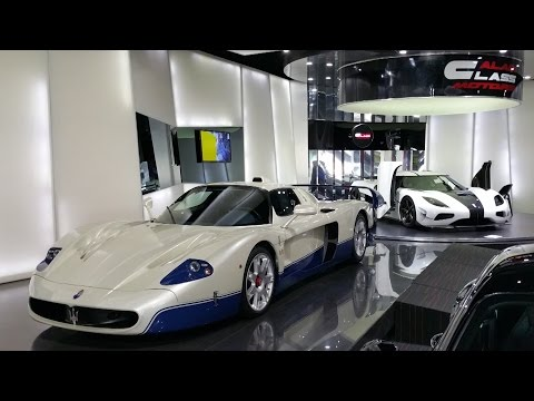 Dubai's Best Exotic Car Dealership : Full Tour Of Al Ain Class Motors