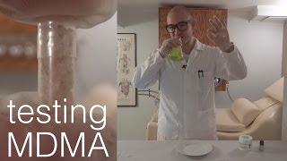 Testing MDMA (Molly)