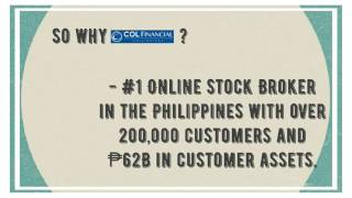 How to Open COL Financial Account for OFWs and non-OFWs