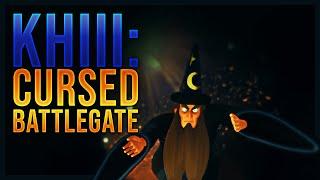 MOD Kingdom Hearts 3's Cursed Battlegate