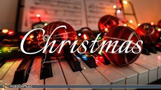 Christmas Piano - Silent Night, O Holy Night, Jingle Bells...