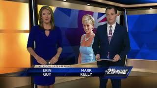 Sandra Shaw's Video Forecast