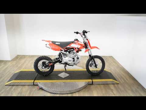 2019 SSR Motorsports SR125 in Wauconda, Illinois - Video 1