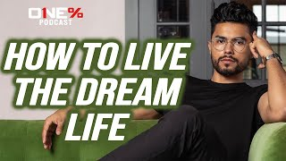 How To Live Your Dream Life In Your 20's | Jose Zuniga | One Percenter Podcast