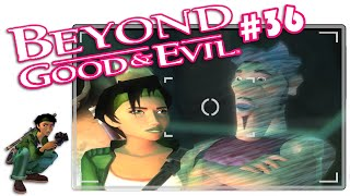 SECUNDO TO THE RESCUE!   Let's Play Beyond Good & Evil #36