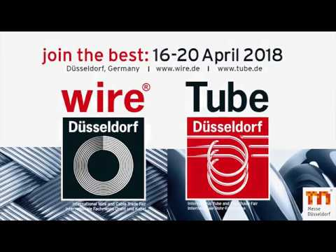 Calendario Fiere Elettronica 2020.Wire Dusseldorf Fiera Internazionale Dell Industria Del
