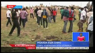 KTN Leo Wikendi: kampuni ya ardhi eneo la Mihang'o-Utawala wajitolea kujengea chifu ofisi