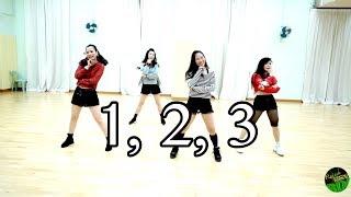 1,2,3 - Sofia Reyes - RDI DANCE CLASS... (#311) CHOREOGRAPHED by RAJESH