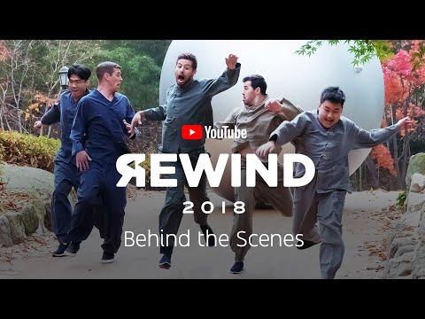 YouTube Rewind 2018: Behind the Scenes | #YouTubeRewind